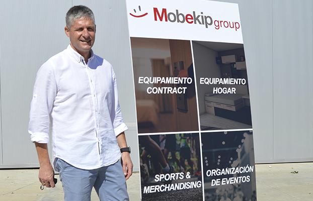Organigrama de Mobekip Group