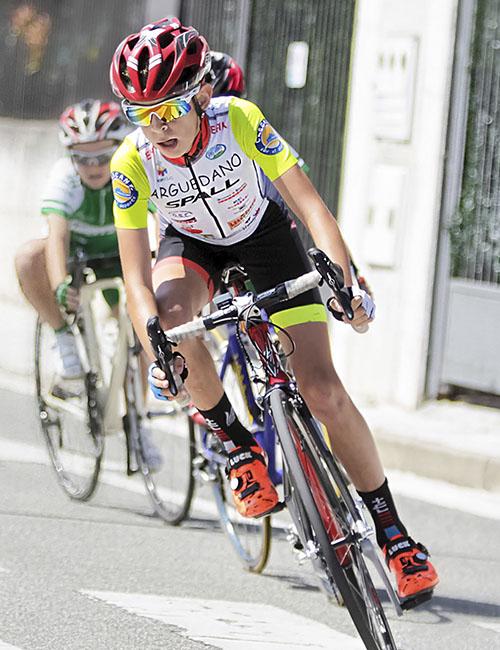 Ane y Erik Laiglesia Ciclismo local