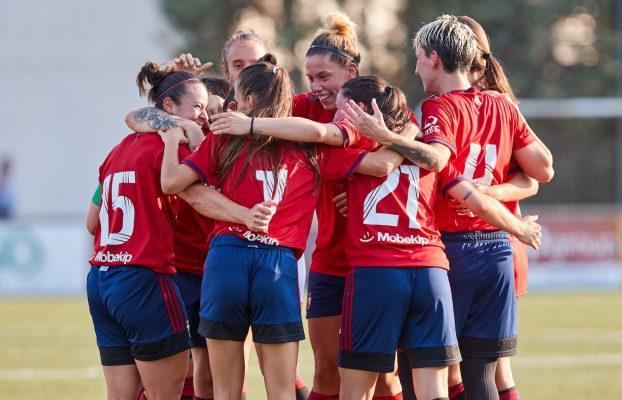Maravillosa jornada de fútbol femenino